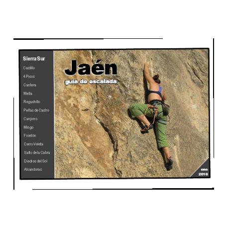 Guía Escalada deportiva en Jaén