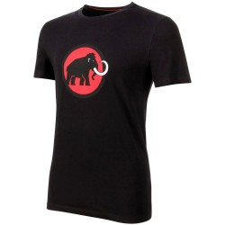 Camiseta Mammut logo hombre
