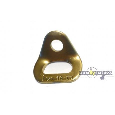 Plaqueta Fixe 2 sin anilla bicromatada Fixe